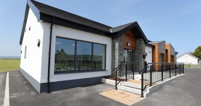 Magilligan Community Centre Opens