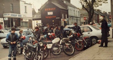 90+ Years of Motorcycles in Limavady, by Ian Foster