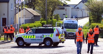 NW200 Emergency Services Exhibition