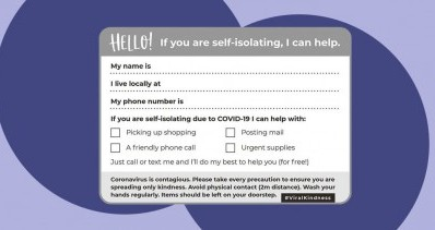 Covid-19 Community Response Initiatives