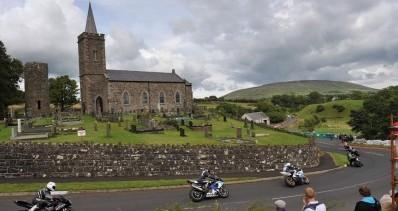 Armoy Road Races Vantage Points