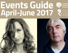 Downoad our new April-June 2017 Events Guide!