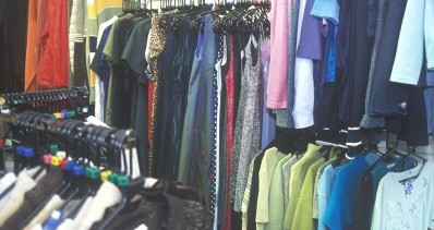 List of local charity shops