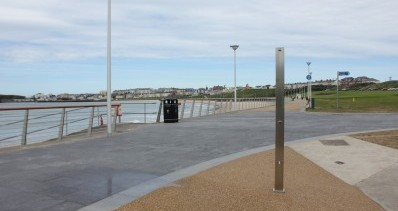 West Bay Promenade Environmental Improvement Scheme