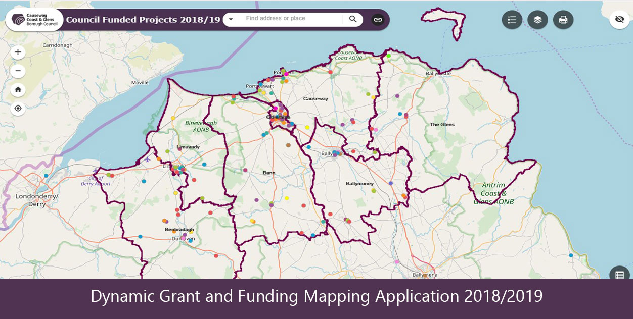 Council Funded Projects 2018/19