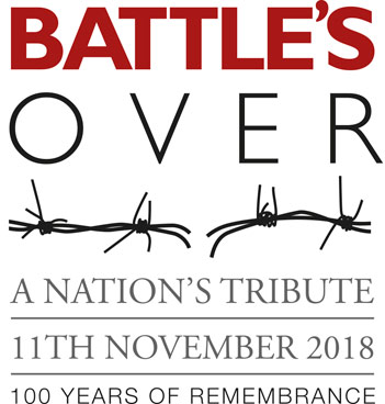 Battle's Over Logo