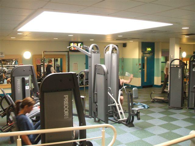The Gym Causeway Coast Amp Glens Borough Council