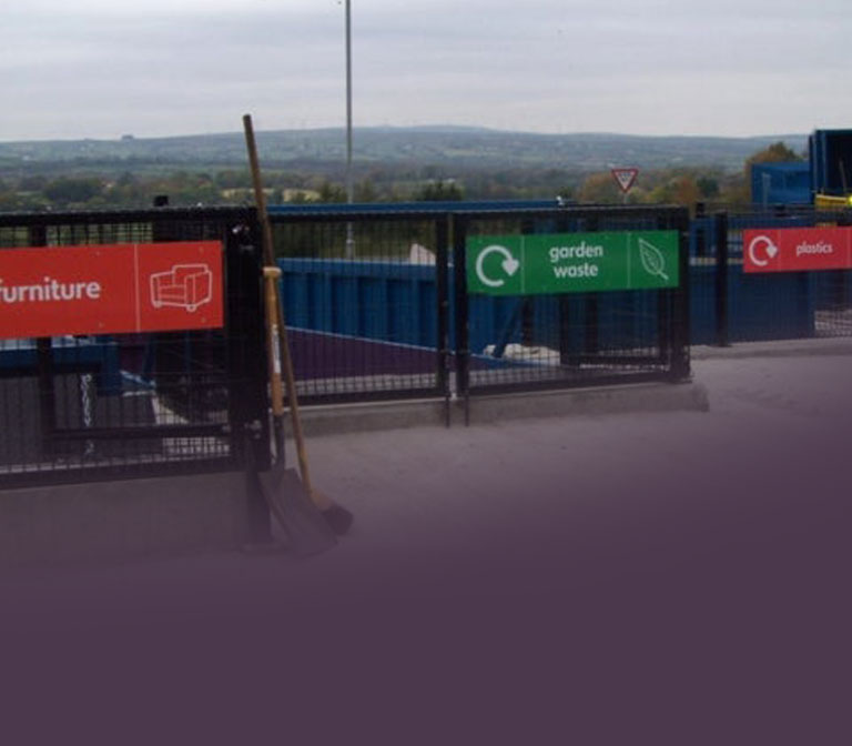 Household Recycling Centre online booking