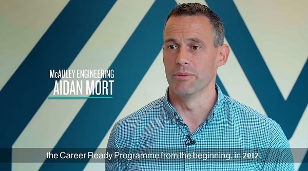 Career Ready Programme McAuley Engineeering