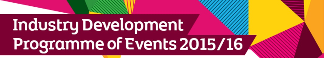 Tourism NI Industry Development Programme of Events 2015/16