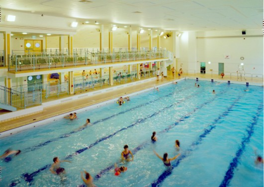 Swimming pools causeway coast glens borough council - Bray swimming pool and leisure centre ...