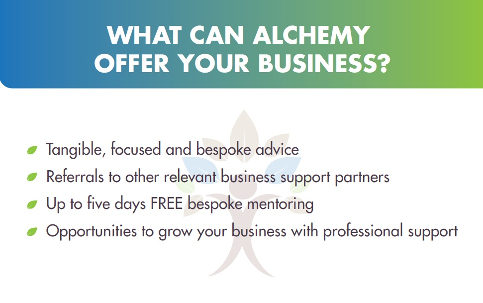 What Can Alchemy Offer Your Business?