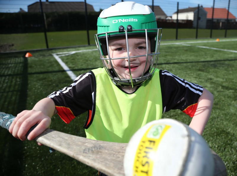 Dungiven Sports Centre Opens To The Public Causeway
