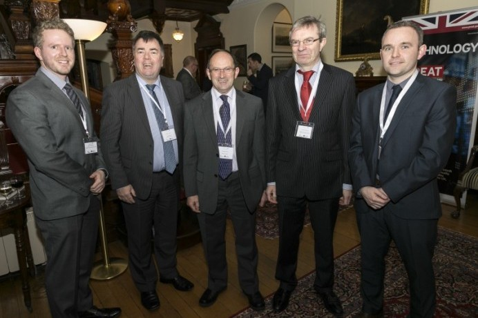British Embassy in Dublin hosts reception to promote Atlantic Link Enterprise Campus