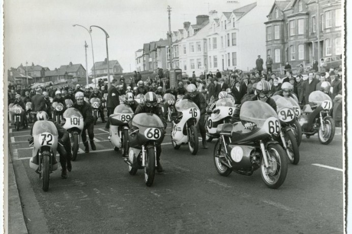 NW200 People and Places exhibition opens at Ballymoney Museum