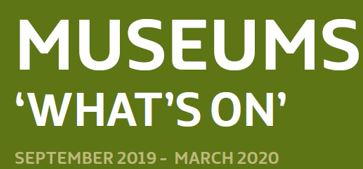 Get your copy of Causeway Coast and Glens Borough Council's latest Museums Guide