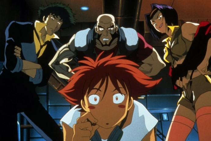 Classic anime film screenings and Animation Club coming to Flowerfield Arts Centre