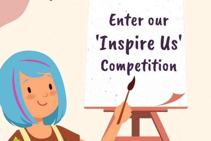 Call for submissions into  'Inspire Us' competition