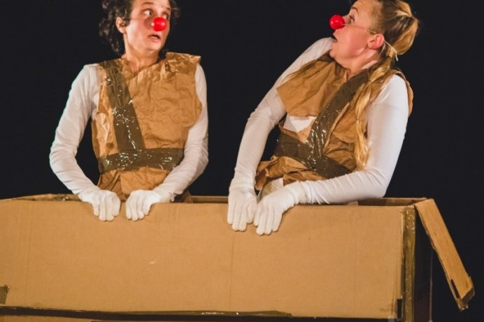 Limavady set to host family friendly theatre performance 'A Box'