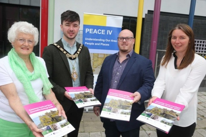 Museum Services launch Causeway Coast and Glens Accessible Heritage Guide