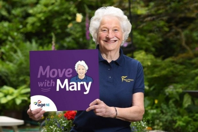 Older residents encouraged to stay active and 'Move With Mary'