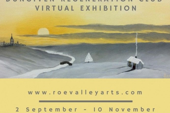 Virtual exhibition from Dungiven Regeneration Club online now