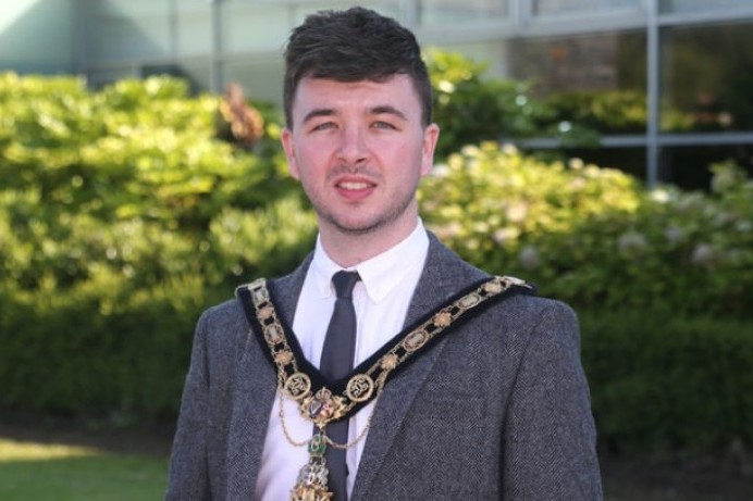 A look back at Councillor Sean Bateson's term as Mayor