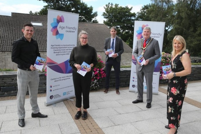 Age Friendly Charter launched by Causeway Coast and Glens Borough Council