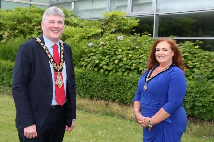 Alderman Mark Fielding elected as Mayor