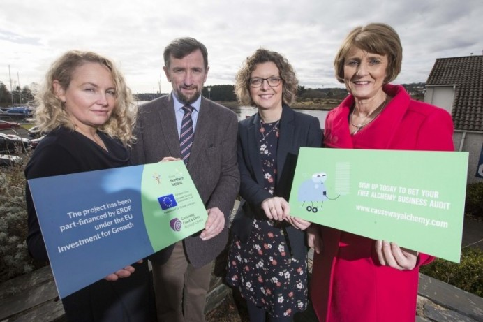 Alchemy Growth Programme launched by Causeway Coast and Glens Borough Council