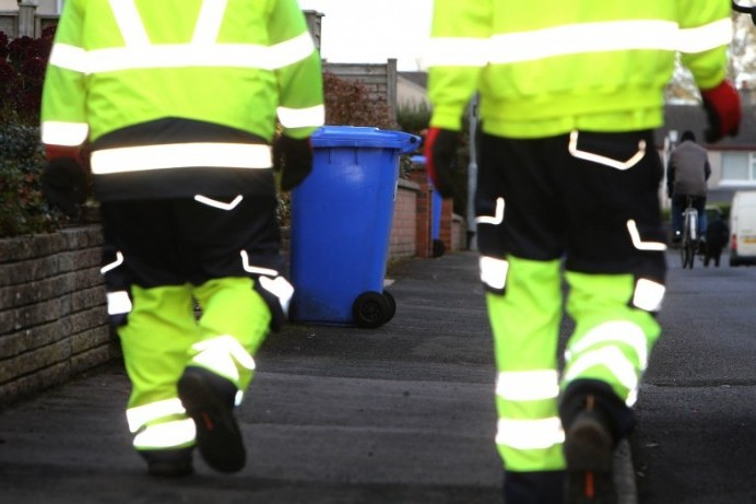Bin Collections for Christmas and New Year