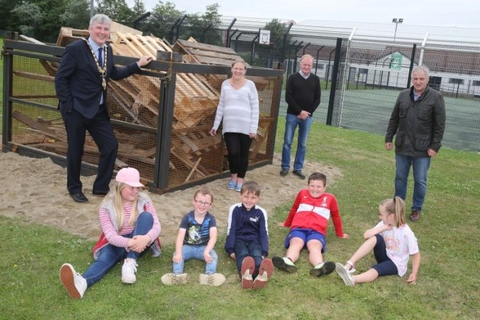 Mayor's praise for beacons as he appeals for safe July 11th celebrations for all