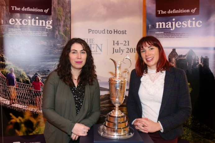 Business Engagement event held in Portrush ahead of The 148th Open
