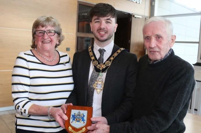 Castlerock Wednesday Club welcomed to Cloonavin