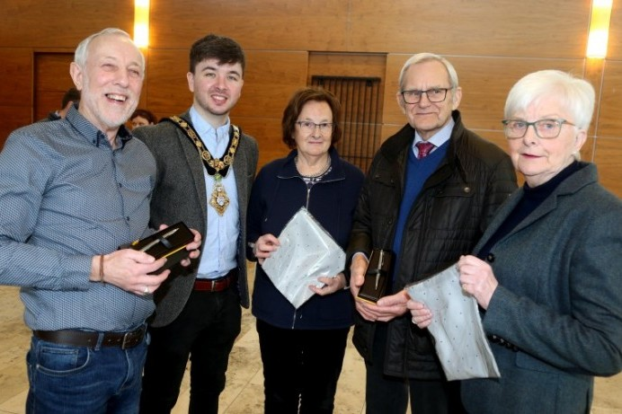 Mayor's thanks for community centre volunteers across the Borough