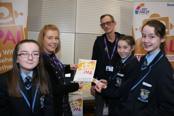 Causeway Coast and Glens PCSP host major Internet Safety Conference at Ulster University.