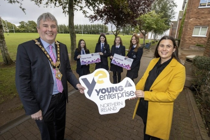 Causeway Coast and Glens Borough Council supports students to develop digital skills