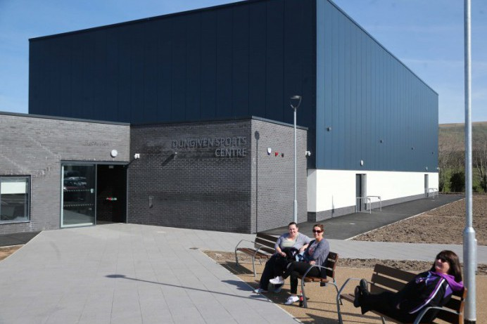 Dungiven Sports Centre opens to the public