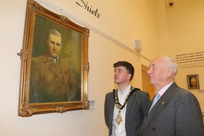 New exhibition remembers Ballymoney playwright George Shiels