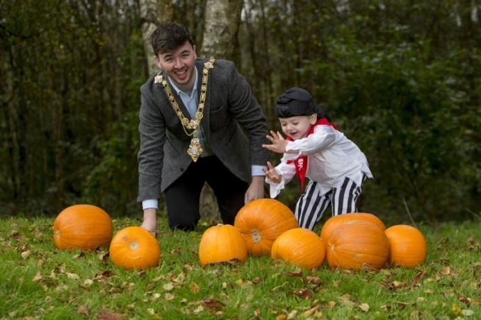 Get set for a fright with Halloween celebrations across the Causeway Coast and Glens