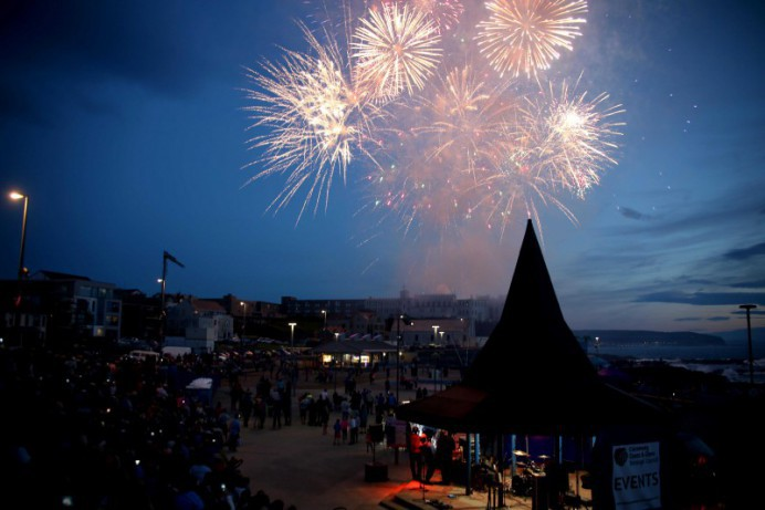 Irish Open brings festival feel to Portstewart