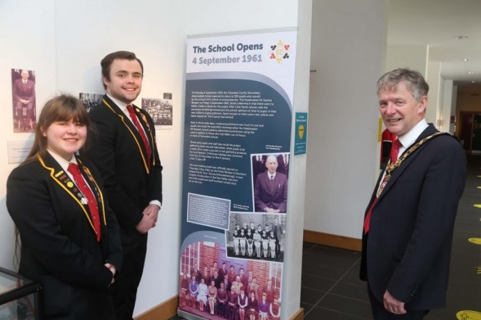 Limavady Museum exhibition celebrates 60 years of Limavady High School