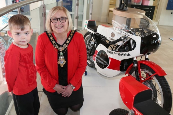 Museum Services programme charts 90 years of the North West 200