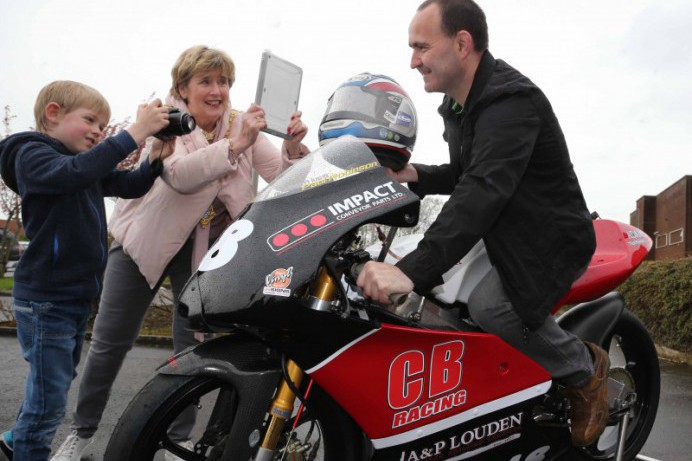 Competition aims to capture a moment in time at the North West 200