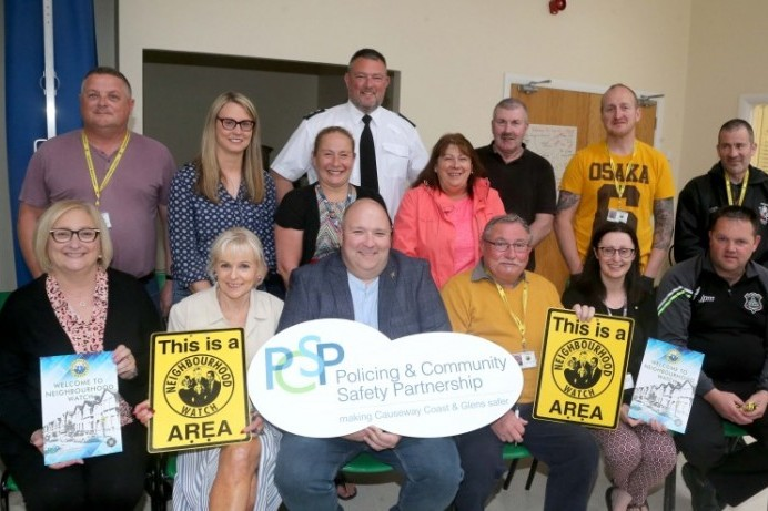 New neighbourhood watch schemes launched in Dungiven