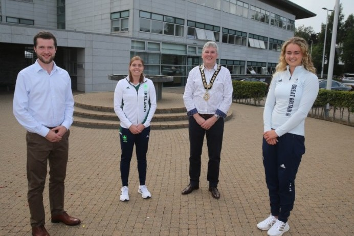 Sporting excellence celebrated at special Mayor's reception