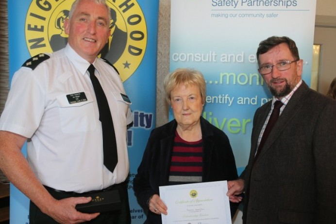Neighbourhood Watch volunteers celebrated at annual conference