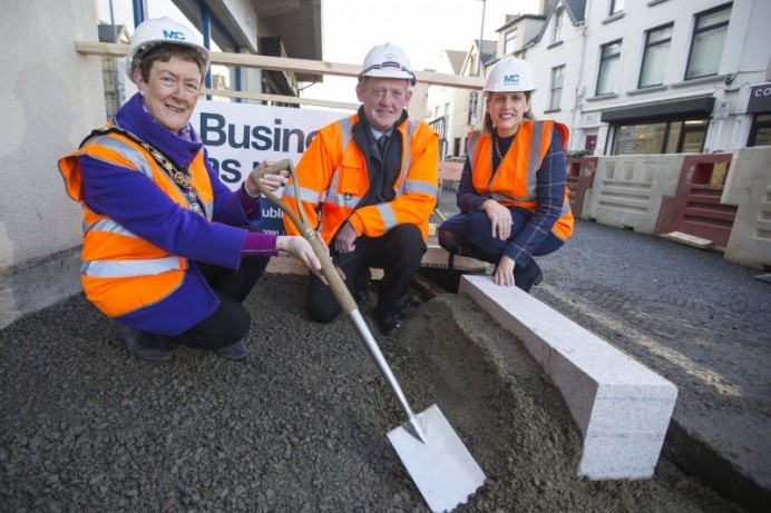 Full steam ahead for Portrush Regeneration Programme