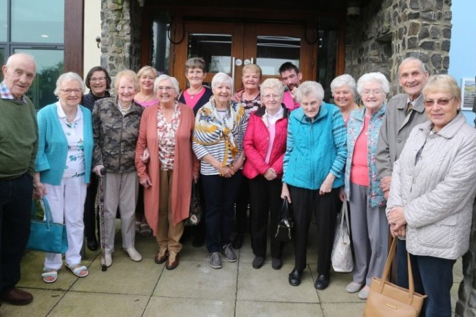 Full house enjoys 'The Quiet Man' at Flowerfield Arts Centre