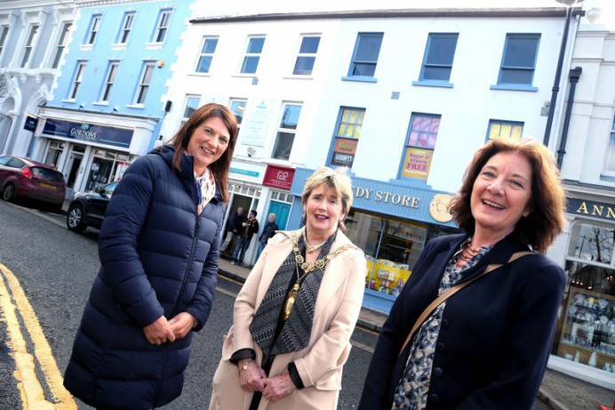 Ballymoney celebrates Revitalise investment